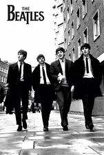 THE BEATLES IN LONDON 91.5 X 61CM POSTER NEW OFFICIAL MERCHANDISE