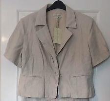 BNWT Laura Ashley linen jacket 18