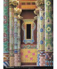 postcard post card Spain Barcelona Art Palau de la Música Catalana #36