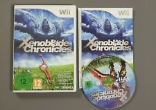 wii XENOBLADE CHRONICLES PAL UK Version