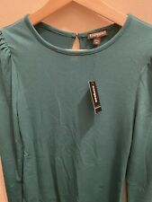 express long sleeve blouse XS