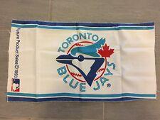"Vintage 1993 Toronto Blue Jays Small Banner Flag Unfinished 20"" x 11"""