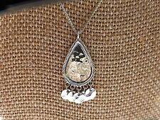 Silpada Fun Seeker Necklace N2720 Sterling Silver New in Box