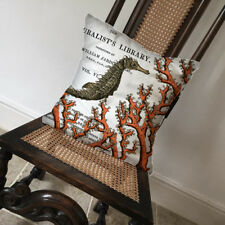 Sea Horse   - Covers Pillow Cases Home Decor or Inner