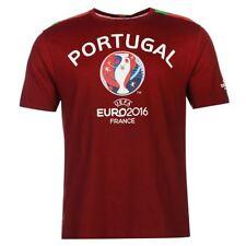 Fußballnationalmannschafts Trikots aus Portugal