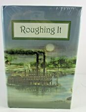 Roughing It Mark Twain First Edition Library Charles Winthrope & Son SEALED Book