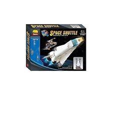 Woma Space Shuttle mit Abflugrampe und Gleiter 195 Teile J5673A