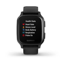 Garmin Venu Sq - Music Edition Reloj GPS - Negro