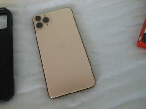 Apple iPhone 11 Pro Max - 256GB - Gold (Verizon) A2161 (CDMA   GSM)