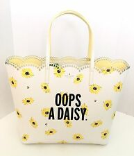 NWT KATE SPADE Scalloped Len Down the rabbit hole DAISY Tote