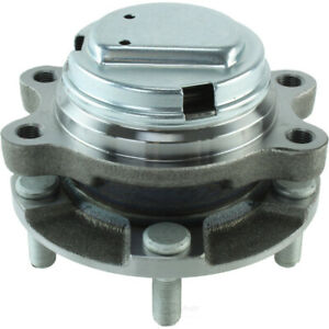 Wheel Bearing and Hub Assembly-C-TEK Hubs Front Centric 406.42010E