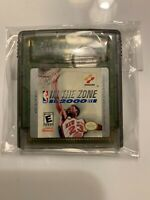 In the Zone 2000 Gameboy Color Game