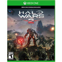 Halo Wars 2 XB1 (Microsoft Xbox One, 2017) Brand New Factory Sealed Video Game