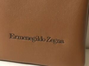 ermenegildo zegna sunglasses Leather Case New