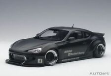 TOYOTA Gt86 Coupe Rocket Bunny Tuning Version 2012 Black AUTOART 1:18 AA78755