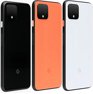 Google Pixel 4 G020I - 64GB - Oh So Orange (Unlocked) (Single SIM)