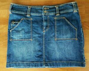 ESPRIT * toller Minirock * Jeans * Denim * Gr. XL / D42