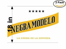 negra modelo 2 Stickers 18 Inches Sticker Decal