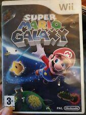 Super Mario Galaxy Wii Perfecto Estado Con Código Sin Usar