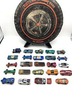 Hot Wheels Redline Filler Lot With Case Lot 1