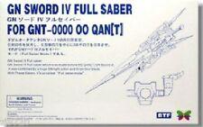 BTF Gundam MG 1/100 GN Sword IV Full Saber For MG GNT-0000 00 QAN[T] Model Kit