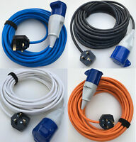 HIGH QUALITY Bouncy Castle Extension Cable Lead Wire 13 Amp 16 Amp CONVERTOR