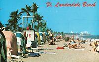 Postcard Fort Lauderdale Beach Florida