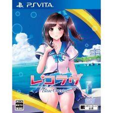 New PS Vita Rekoravu Blue Ocean Import Japan