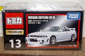 Tomica Premium 13 Nissan Skyline GT-R