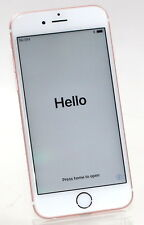 Apple iPhone 6S 16 GB Factory 4G LTE Unlocked GSM Rose Gold-VERY GOOD CONDITION
