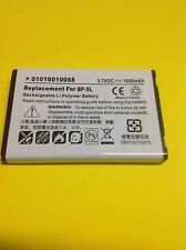 BATTERIA NOKIA-7700-7710-N800-BP-5L- COMPATIBILE -POLIMERO DI LITIO