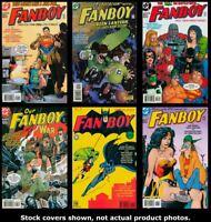 Fanboy 1 2 3 4 5 6 DC 1999 Complete Set Run Lot 1-6 VF/NM