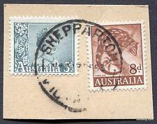 SHEPPARTON VIC CDS Australia Stamp Postmark