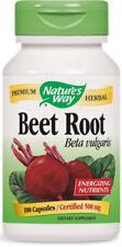 Nature's Way Beet Root Beta vulgaris - 100s