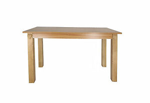 """Breakfast Table Wood Writing Desk 45"""" L x 28"""" D x 29"""" H End Table"""