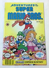 1991 Valiant comic book ~ ADVENTURES OF THE SUPER MARIO BROTHERS #3