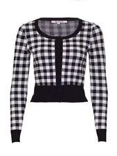 Women's Plaids & Checks Cardigan
