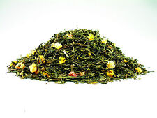 "Loose leaf flavoured Green Tea ""Mango-Papaya"" - 100g"