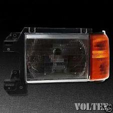 1987-1991 Ford F150 Truck F250 F350 Headlight Lamp Clear lens Halogen Left Side
