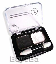 Laval Mixed Doubles Duo Black & White Eyeshadow Eye Shadow Palette