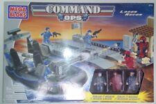 Mega Bloks 5512 Command Ops Laser Recon Construction Set 5 Minifigures