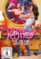 KATY PERRY: PART OF ME (SHANNON WOODWARD, LUCAS KERR,...) DVD NEW+