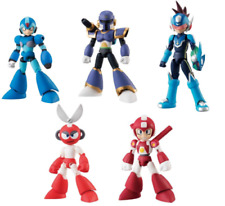 BANDAI 66 Action Dash ROCKMAN Vol.2 Mega Man Action Figure Full set 5 pcs JAPAN