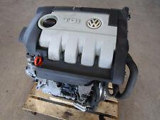 BXJ 1.9TDI 90PS Motor AUDI A3 8P VW Touran Golf 5 Plus Passat 3C 88Tkm