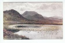 Loch Of The White Fairy Loch Swein Sound Of Jura c1906 Tuck's Oilette 7167