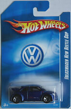 "Hot Wheels - VW New Beetle Cup blaumetallic ""Mexiko"" Neu/OVP"