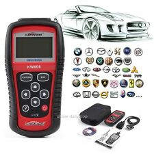 Konnwei OBDII EOBD OBD2 Scanner Car Code Reader Tester Diagnostic MS509 KW808