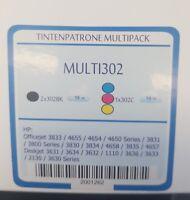 2XL Tintenpatronen Refill für Hp DeskJet 2130 3630 1110 OfficeJet 4650 3830 3833