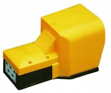 B16-00281 - 5/2 Detent, G1/4, With Protective Cover Pedal Valve