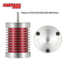 SURPASS HOBBY Platinum Waterproof Series F540 Brushless Motor for 1/10 1/12 RC